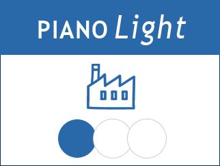 Servizio PIANO LIGHT